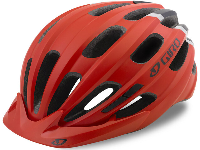 Giro Hale Helmet Kids matte red